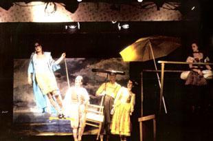Die Gans von Kairo, 1991