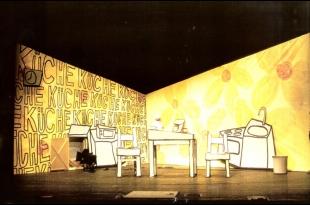 Wir pfeifen auf den Gurkenkönig, 1990