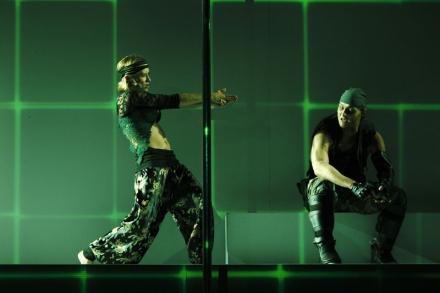 Mein Avatar und ich, Szenenbild