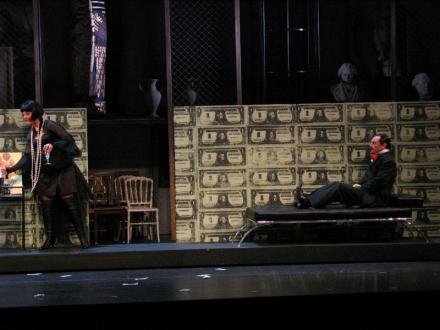Die Dollarprinzessin, Szenenbild