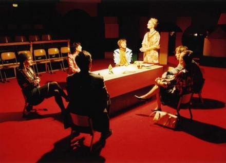 Elternabend, Szenenbild