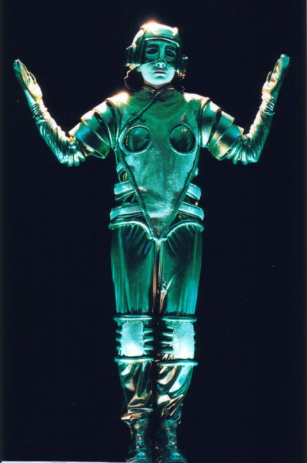 Kaisers Nachtigall, Szenenbild