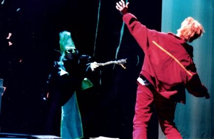 Hänsel und Gretel, Szenenfoto