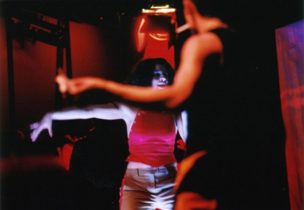 Panik Sound Club, Szenenbild
