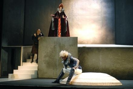 Agrippina, Georg Friedrich Händel, Szenenfoto