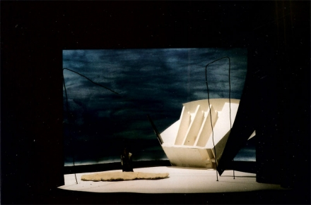 La Finta Giardinera, Szenenbild