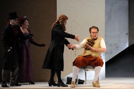 Rosenkavalier, Szenenbild